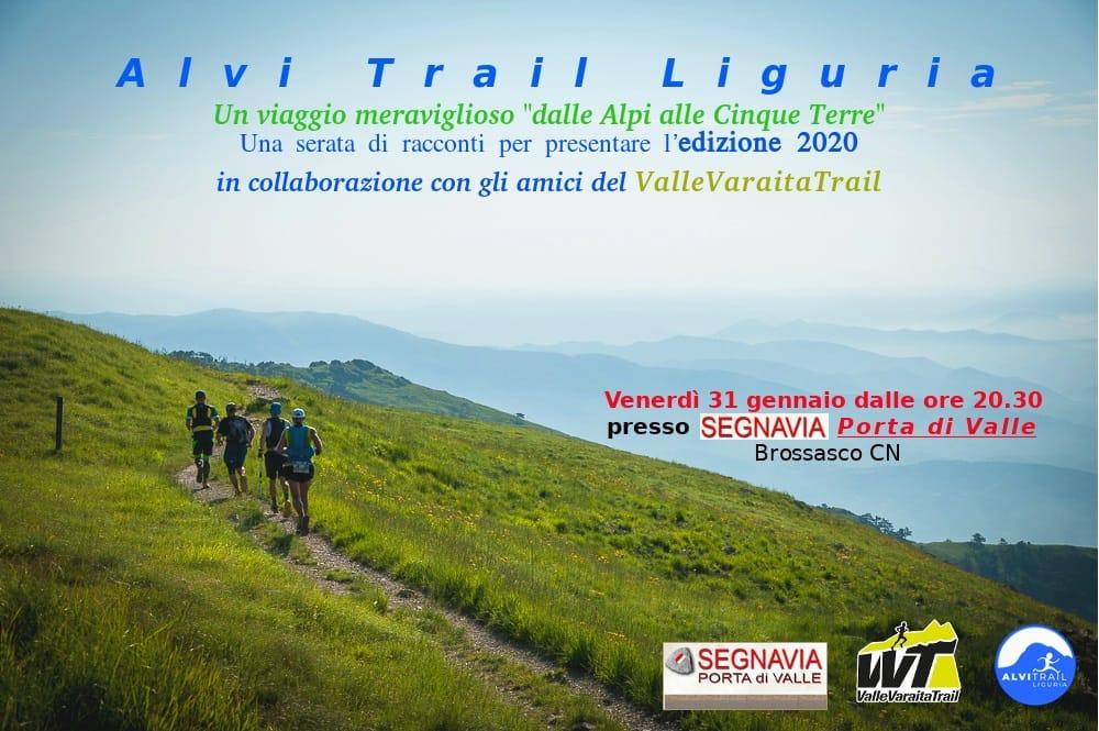 Presentazione Alvi Trail